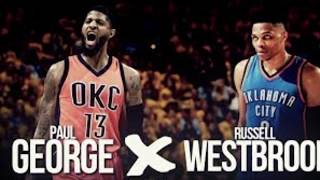 Russell Westbrook & Paul George mix-XO TOUR LIFE-LIL UZI VERT