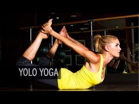 YOLO Yoga Workout