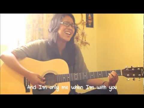 @megajvh : I'm Only Me When I'm With You