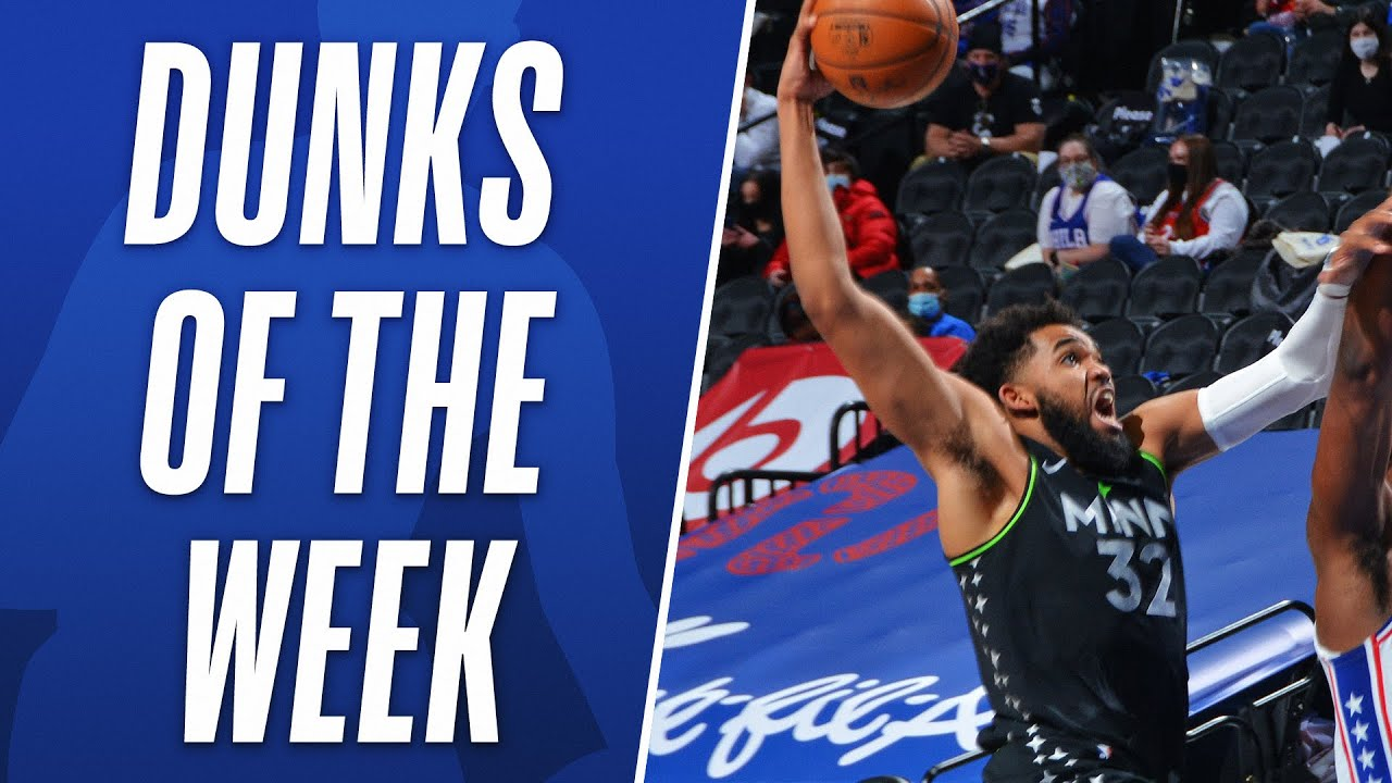TOP DUNKS From the Week! | Week 15