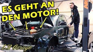 AUDI A6 | ES GEHT AN DEN MOTOR!
