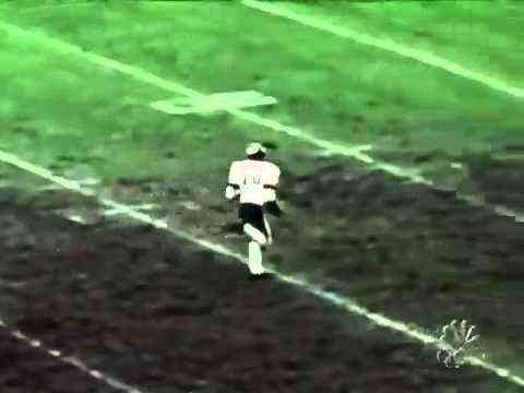 Touchdown Fail. Guy runs the wrong way!