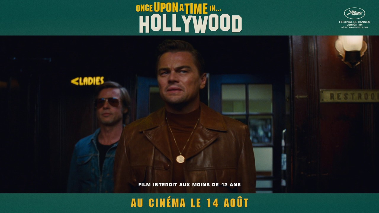 "Once Upon A Time… In Hollywood - TV Spot ""Ending"" 20s"