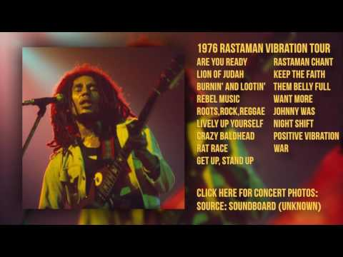 Bob Marley - Beacon Theater 04/30/76 (SBD - Unknown: Early Show)
