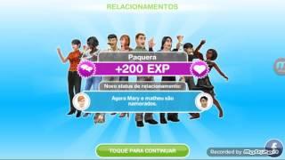 Como criar família the sims free play