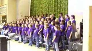 "Pickerington Elementary Choir ""Kookaburra"""