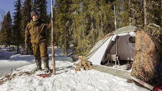 SPRING CAMPING 2020. 2 DĄYS ONE IN THE FOREST. Forest Film
