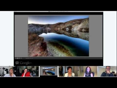Trey's Variety Hour #37: Google+ Conference Photowalk