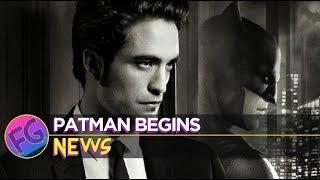 : Robert Pattinson Is The Batman In Matt Reeves Trilogy