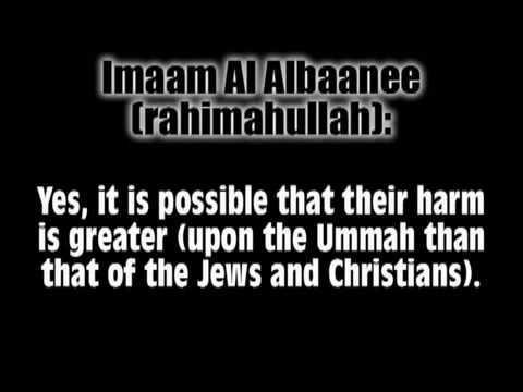 Wahabi ikhwanul Muslim lebih BAHAYA daripada YAHUDI, kata syeik albani