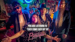"""Passion – """"Easy Come Easy Go"""" (Winger cover) – Official Audio"""