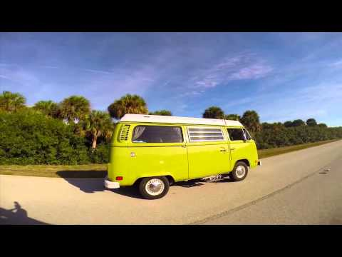 Camping, VW Van Style in St. Pete/Clearwater