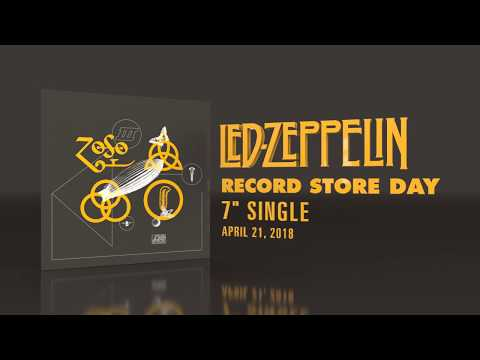 Led Zeppelin - Record Store Day 2018