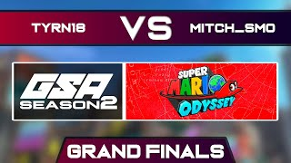 TYRN18 vs Mitch_smo | Grand Finals | GSA SMO Any% Speedrun League Season 2