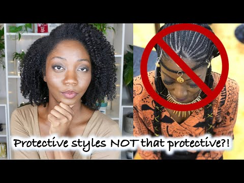 why-protective-styles-aren't-growing-your-hair-|-why-protective-styles-aren't-working-for-you!