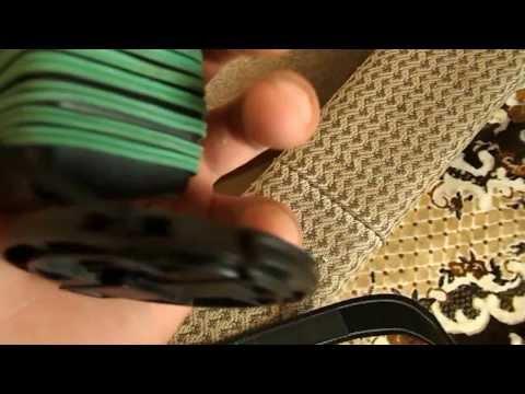 как работает переменный конденсатор
