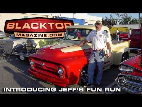 Introducing Jeff's Fun Run