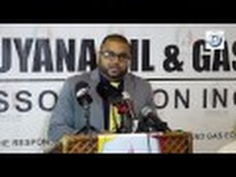 Guyana Oil And Gas Association Second Public Lecture || Presented By Guyana Daily News