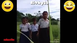 Khmer funny #11 / New Comedy from Rathanak Vibol Yong Ye