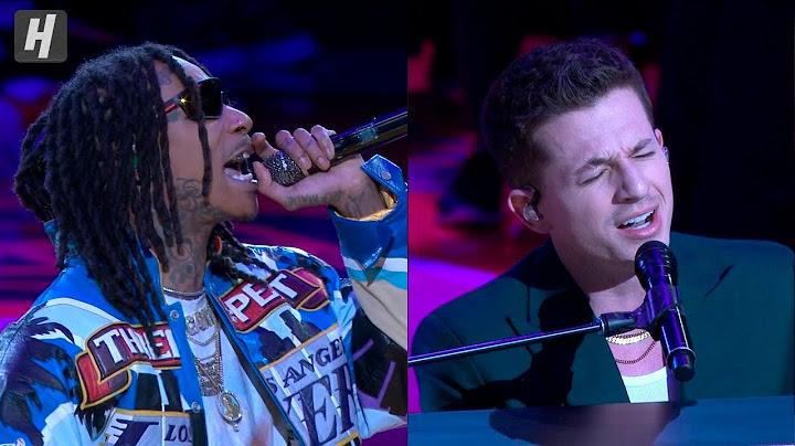 wiz khalifa  charlie puth  see you again official live performance kobe bryant tribute