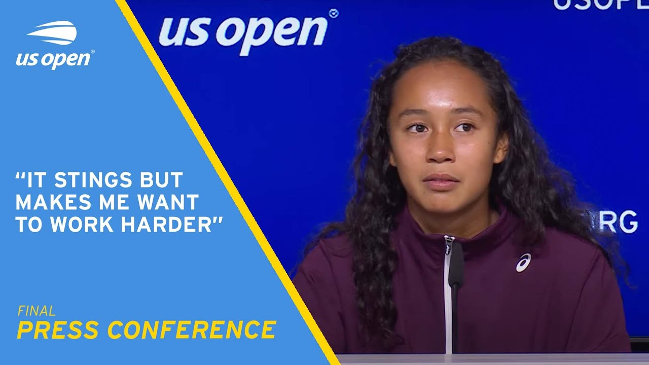 Download Leylah Fernandez Press Conference   2021 US Open Final