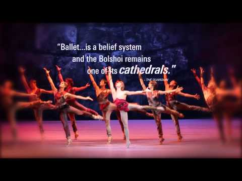 The Bolshoi at Lincoln Center