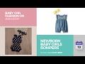 Newborn Baby Girls Rompers Baby Girl Fashion On Amazon