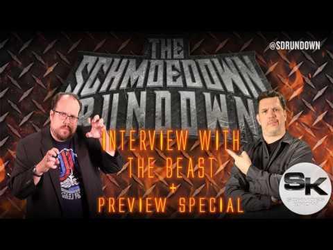 The Schmoedown Rundown Special with