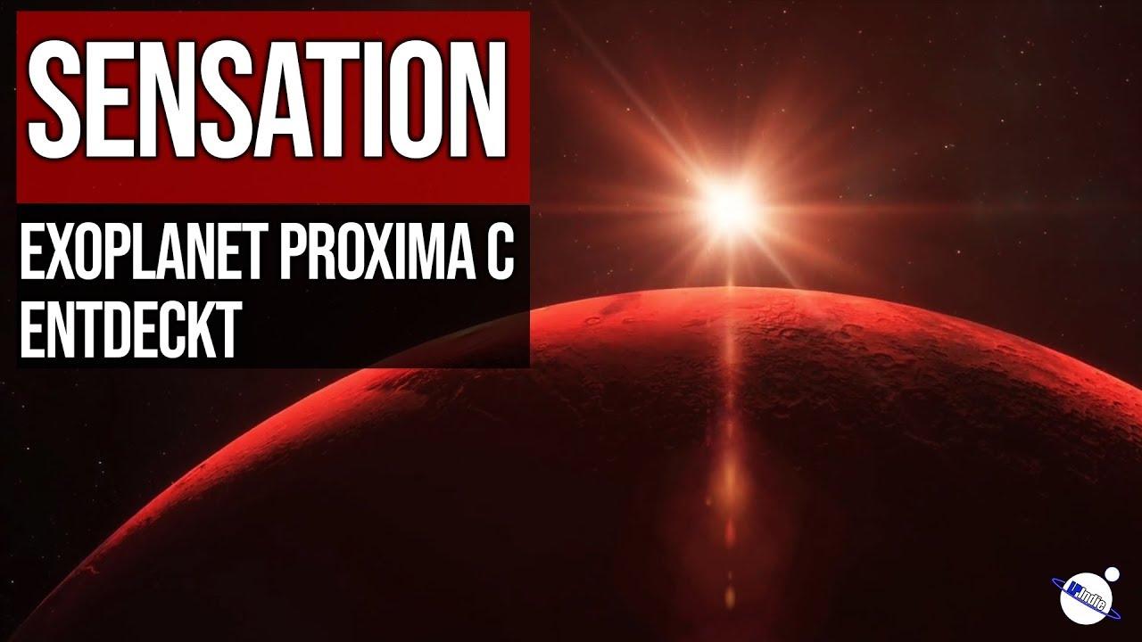 Sensation - Exoplanet Proxima c entdeckt - Proxima b ist nicht allein