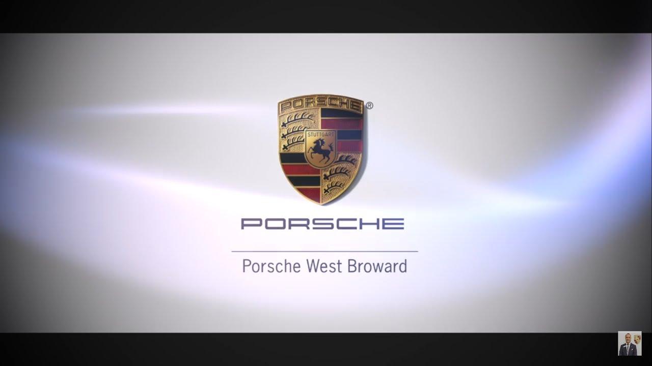 Porsche New Used Car Dealer Serving South Florida