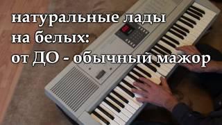 ВАДИМ КАНЕВСКИЙ  Ладовая импровизация