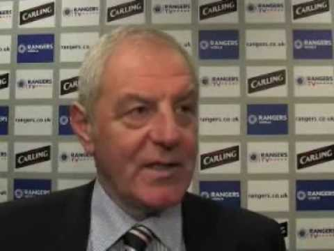 Walter Smith Interview