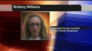 Juvenile court clerk with criminal past losing her job