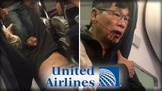 UH OH! UNITED JUST MADE A SHOCKING ADMISSION ABOUT THE FLIGHT THE PASSENGER WAS RIPPED FROM - BAD!!!