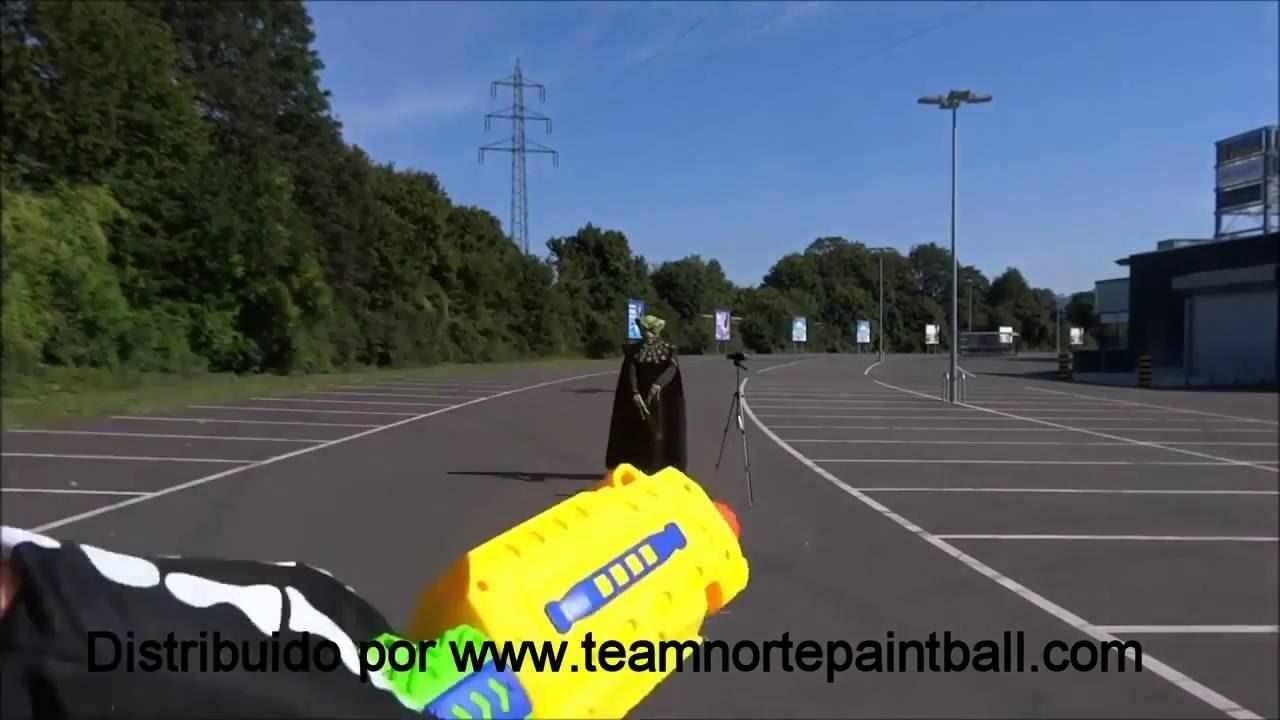 pistolas de bolas de gel gelball youtube