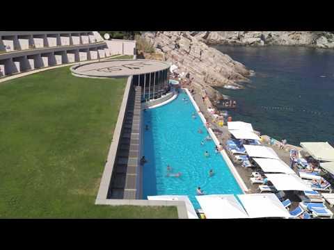 Rixos Libertas Hotel Dubrovnik Spa Suite with Jacucci