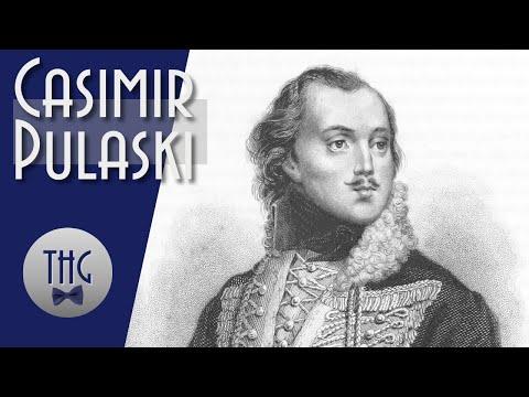 History of Casimir Pulaski and Pulaski Day