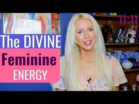 How To AWAKEN and Heal FEMININE Energy