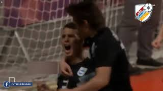 Youth Olympic Futsal Tournaments Buenos Aires 2018 - Men - Argentina x Iraq - LIVE