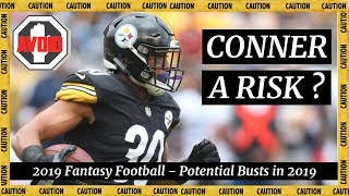 2019 Fantasy Football - Potential Busts / Overrated Players in 2019
