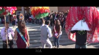 Coatecas Altas en Madera Ca La Fiesta Del Pueblo 2015  San Juan Evangelista