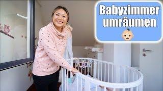 Neues Babyzimmer 🙊 Kürbissuppe kochen & Baguette backen | Unser Familienleben VLOG | Mamiseelen