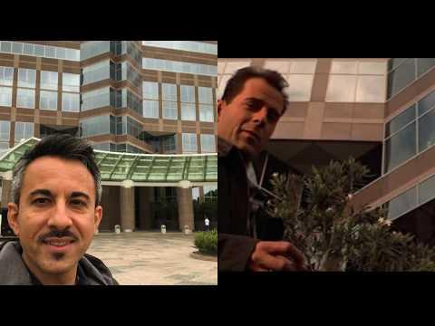 Die Hard Trappola di cristallo - Bruce Willis movie Los Angeles 1988 by Mr. Locations