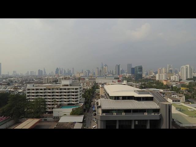 Bangkok Sathorn Timelapse 2020.01.13