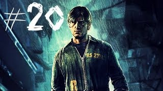 Silent Hill Downpour - Gameplay Walkthrough - Part 20 - Office Envelopes Puzzle (Xbox 360/PS3) [HD]
