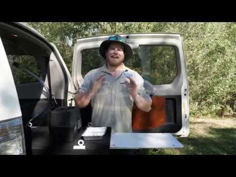 Bcf 12v Wanderer Roadster Portable Oven Youtube