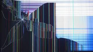 Kırık Televizyon Ekranı Şakası