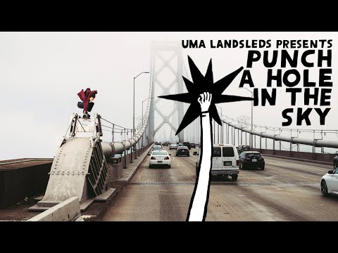 UMA Landsleds' Punch a Hole in the Sky Video