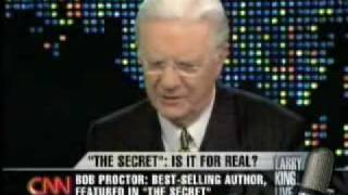 The Secret Law of Attraction on Larry King Live