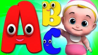 ABC Song | Junior Squad | Video For Toddlers | Kindergarten Nursery Rhymes For Babies by Kids Tv